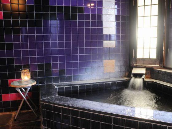 ジャズの流れる貸切風呂「玄」(童謡にも変更できます)