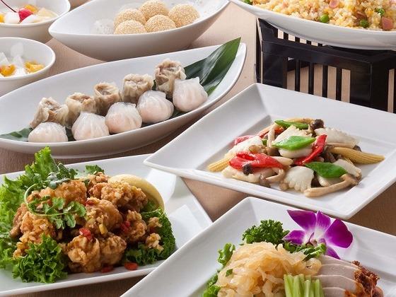 中国料理「チャイニーズ・テーブル」ランチブッフェ(イメージ)