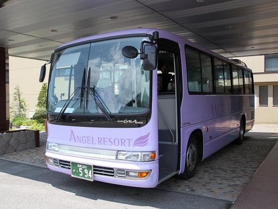 越後湯沢駅からアクセスらくらく!無料シャトルバス毎日運行