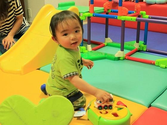 お子様と遊べるスペースのキッズルーム