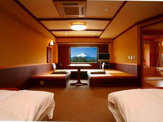 富士眺望露天風呂付客室 スタンダードルーム