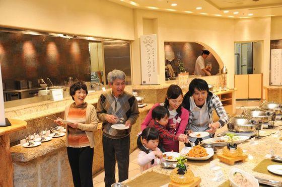 「そら・たべよ」は家族で満足できるビュッフェレストラン