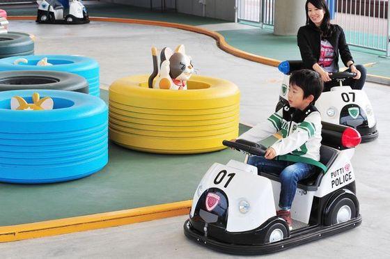 3歳からひとりで運転できる「プッチパトロール」