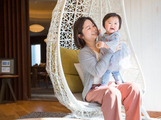 安心して赤ちゃんを預けることができる施設も。