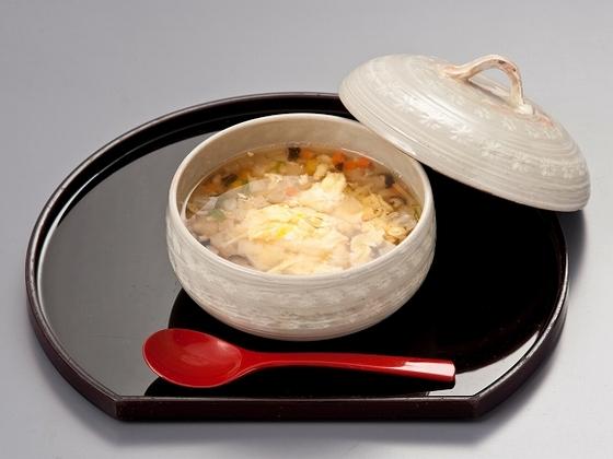 和食レストラン「神着」の月齢5か月用のお粥