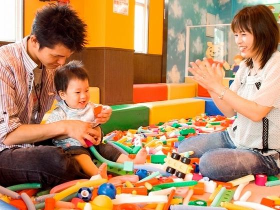 ホテル目の前の東条湖おもちゃ王国は室内施設が充実