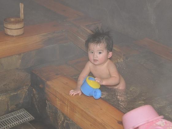 趣の違う6種類の貸切風呂。小さなお子さまも大丈夫