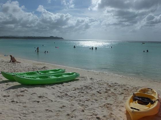 提携のウエスティンリゾートのビーチをご利用できます(有料)