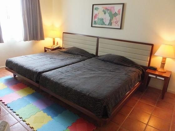 ラ・クエスタE棟寝室