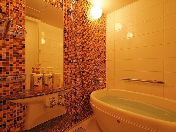 新12畳和室:お部屋風呂