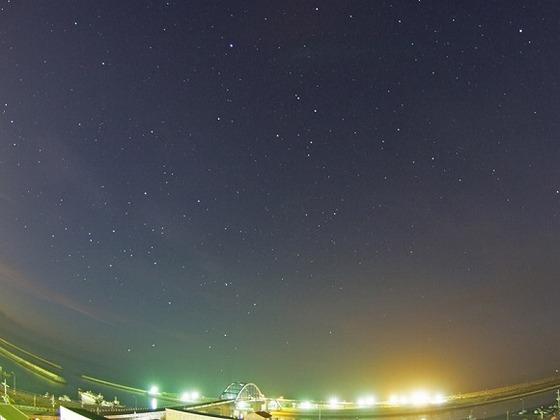 八重山は天文学者が選んだ、日本一キレイな星空なのです