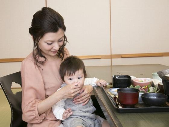 アレルギー対応や、離乳食などもお気軽にご相談下さい。