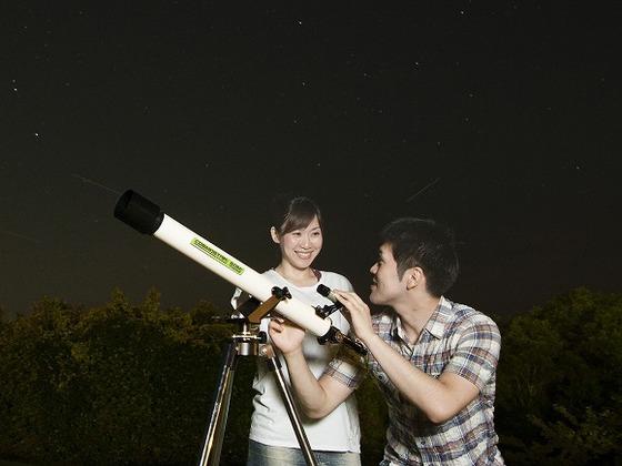 満点の星空が広がる神石高原で、天体観測をしてみませんか?