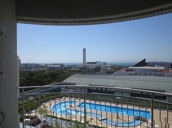 南館客室からの眺め 一例