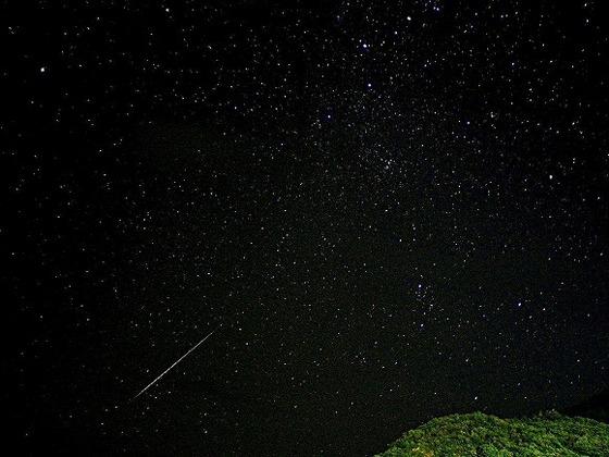 満天の星空が楽しめます(星空鑑賞会をグリーンシーズンは毎日開催)