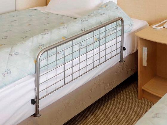 貸出用のベッドガード。(無料・要予約)