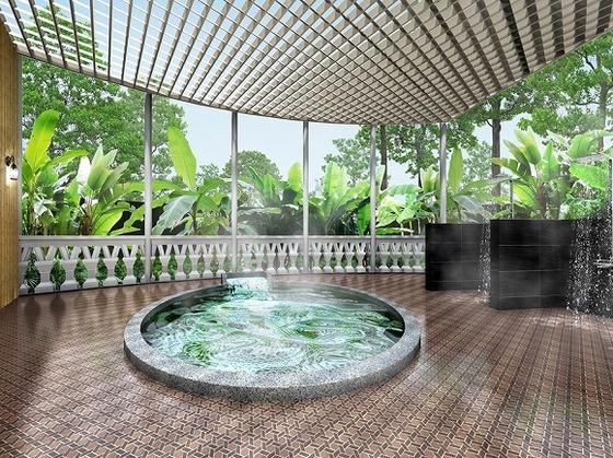 「温泉露天風呂」 2015春にオープン