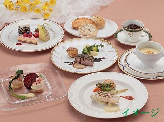 フランス料理のイメージ