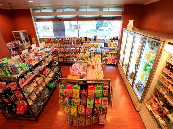 お土産品店にもない沖縄のお土産があることも。