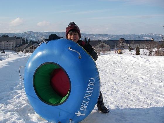 スノーシーズンも家族で楽しめるアクティビティが充実
