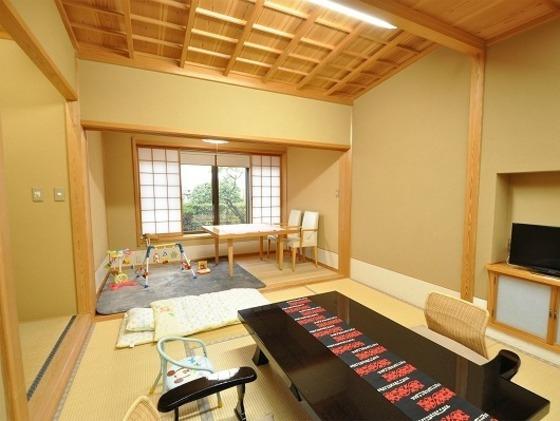 温泉付客室 妙風の間(101号室)10畳+ダイニング+少し広めの温泉