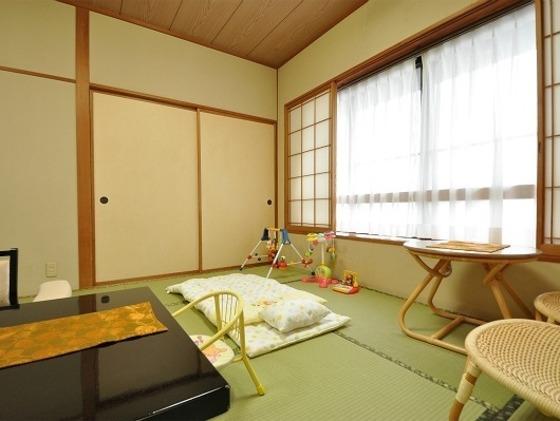 一般客室 松風亭 野菊の間(203号室) 10畳+バストイレ付