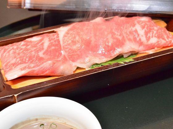 牛肉の名産地岩手。季節毎に色々な調理法でお召し上がり頂けます。