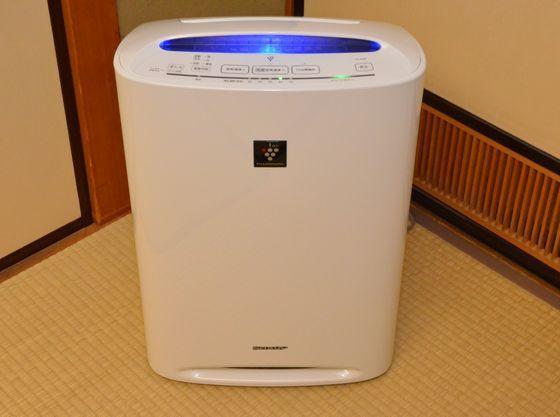 空気清浄器付加湿器の貸出しを承ります。
