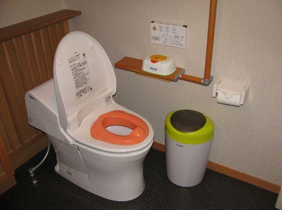 ベビートイレ
