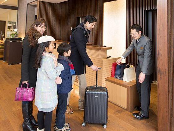 軽井沢駅南口 軽井沢 プリンスホテルゲストサービスセンター
