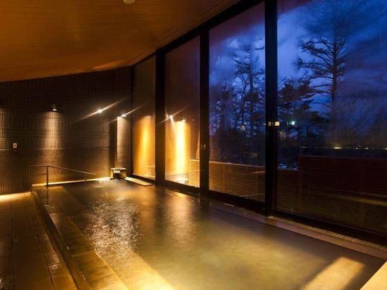 ホテル イースト隣接温浴施設で、ママひとりのリラックスタイム。