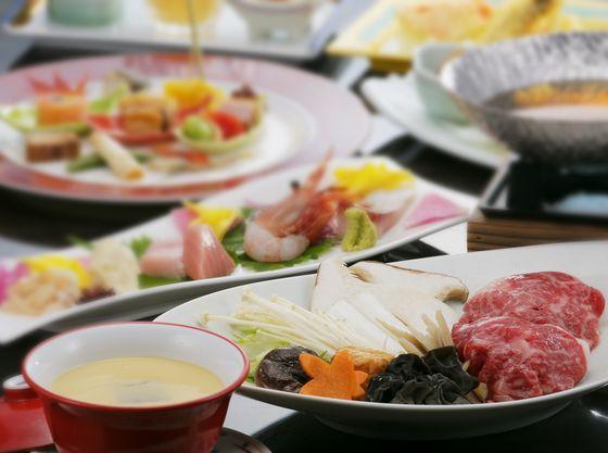日本料理イメージ。