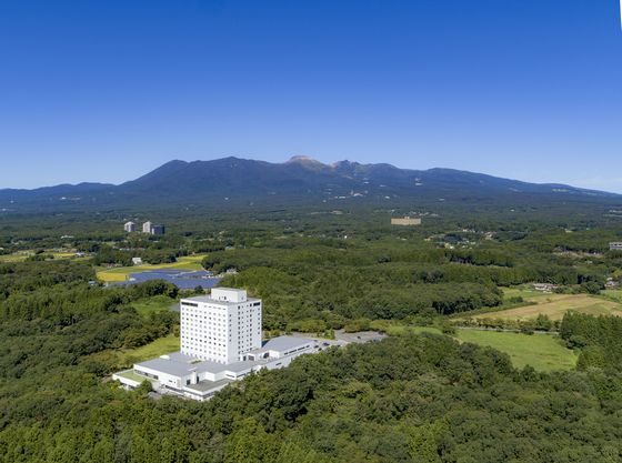 地元那須を満喫。那須高原観光周遊バスキュービー号が便利です。