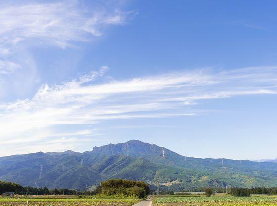 「日本で最も美しい村」連合に加盟している雄大な景観が楽しめます。