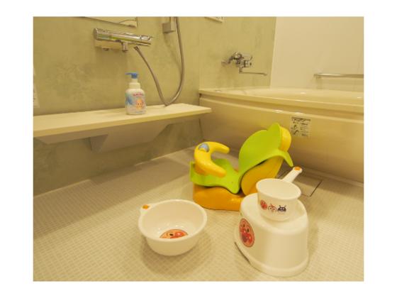 お風呂が自慢の当ホテル。大人もお子様もゆったりして下さい