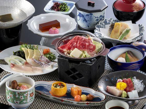 スタンダードプラン:日本料理 (イメージ)