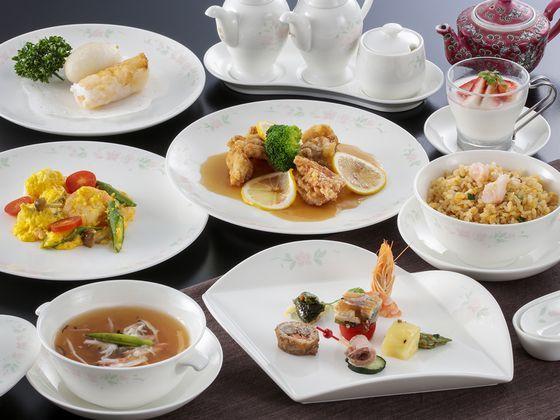 スタンダードプラン:中国料理 (イメージ)