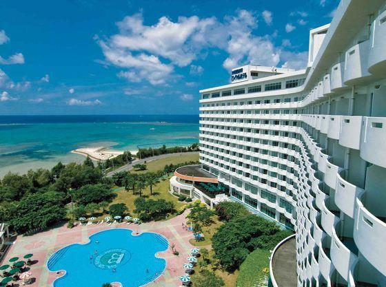 Royal Hotel 沖縄残波岬(旧 縄残波岬ロイヤルホテル)