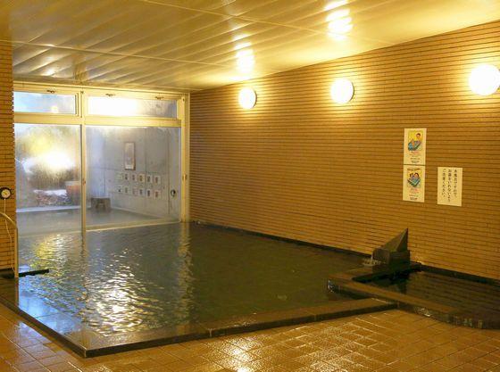 【温泉大浴場】ご家族みんなで温泉をお楽しみください