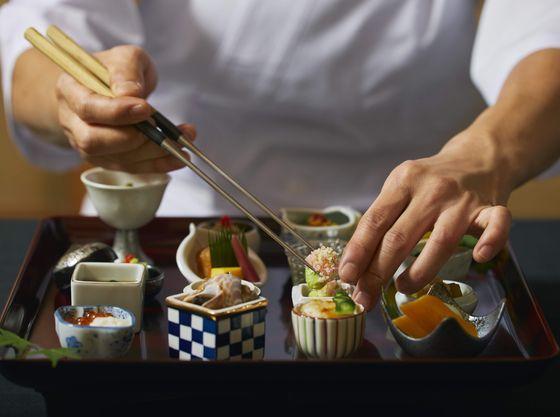 パパ・ママ、おじいちゃん・おばあちゃんにも嬉しい日本料理