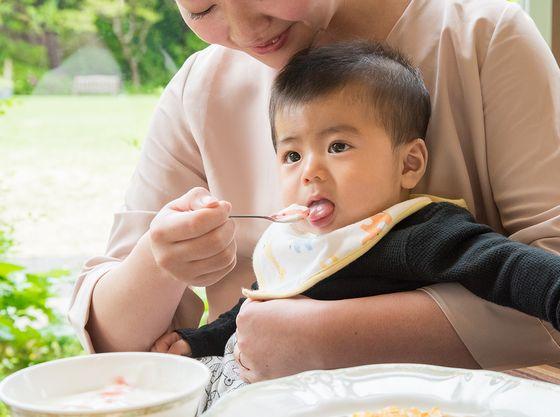 【朝食(一例)】ヨーグルトなどお子様でも召し上がれる料理もご用意しております。