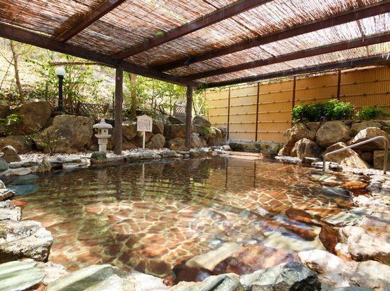 大浴場・露天風呂ともに南淡温泉をお楽しみいただけます。