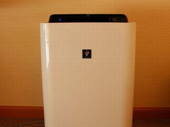 加湿空気清浄器をご用意しております。