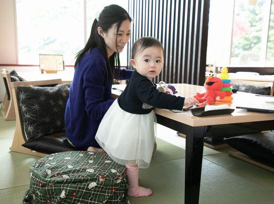 和食レストラン「城下」(しろした)はお座敷がございます