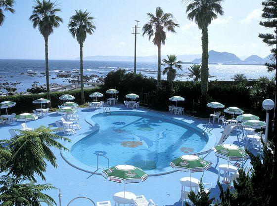 ご宿泊の方は、夏はホテル敷地内の屋外プールを無料でご利用いただけます