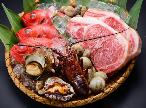 食の宝庫房総が誇る厳選素材から、皆様のお腹も心も満たします。