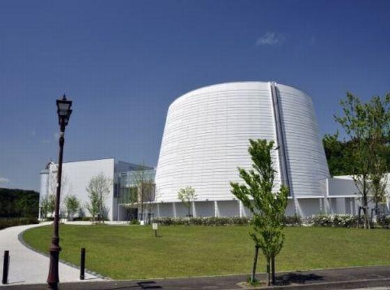 仙台市天文台。蘭亭より車で10分、プラネタリュームもあります。
