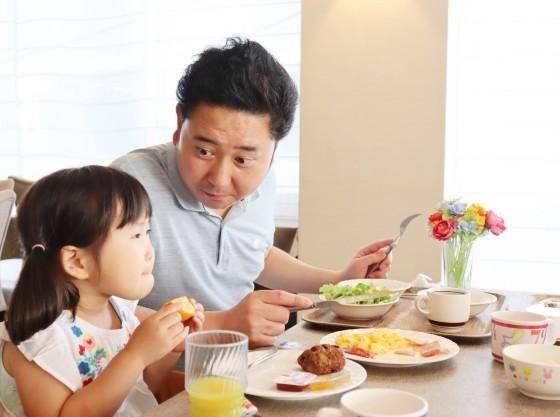 ご家族で楽しい朝食を!