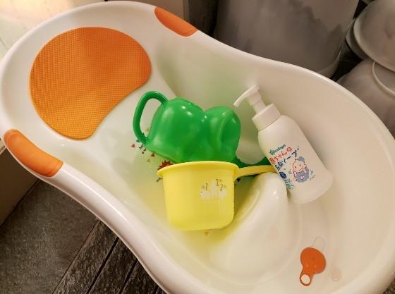 大浴場にもお風呂グッズをご用意しております