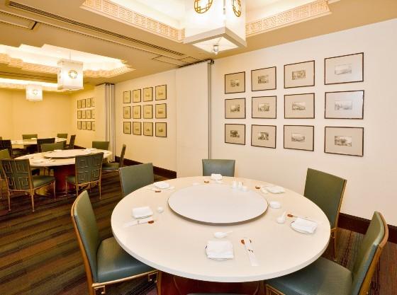 本格中国料理を、プランの特典で個室でゆったりと。